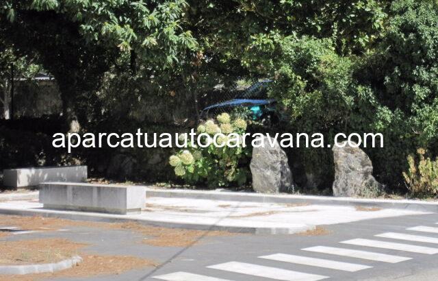 Área autocaravana en As Neves «Area de As Neves» en, Pontevedra