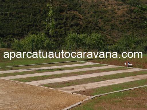 Área autocaravana en Santa Engracia del Jubera «Área de Santa Engracia» en, La Rioja