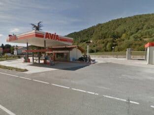 Área autocaravana en Zubiri – Saigots «Área de Josenea-Zubiri» en, Navarra